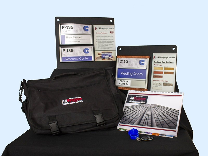 ADA Advantage Sales Kit