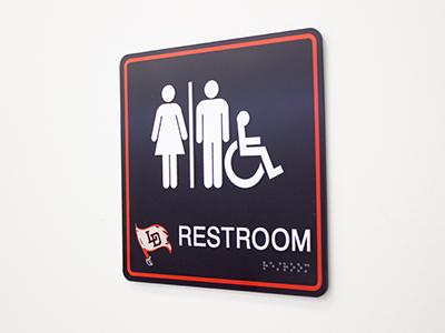 ADA Compliant Acrylic Interior Sign