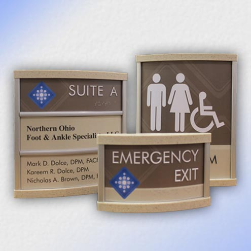 Ada Compliant Interior Signs