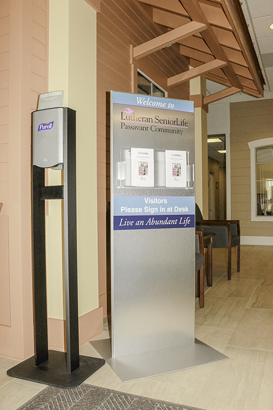 Freestanding Interior Display Signage Magnificent Free Standing Signs Displays