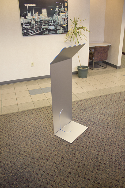 Freestanding Interior Display Signage Gorgeous Free Standing Signs Displays