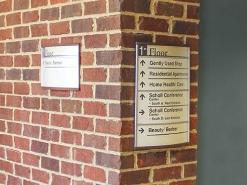 Interior Wholesale Signage Ada Compliant Signs