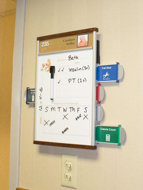 Patient Focused Signs